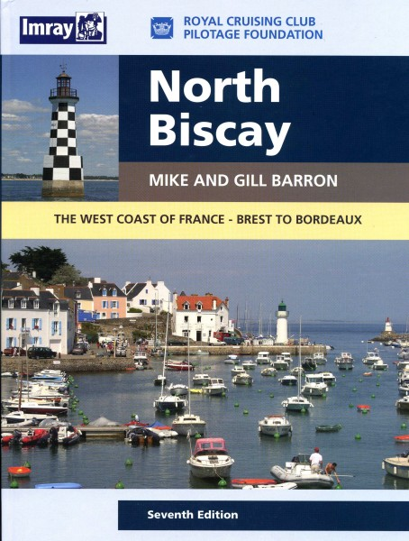 North Biscay pilot cover