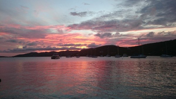 1566 Marina Quay at Sunset