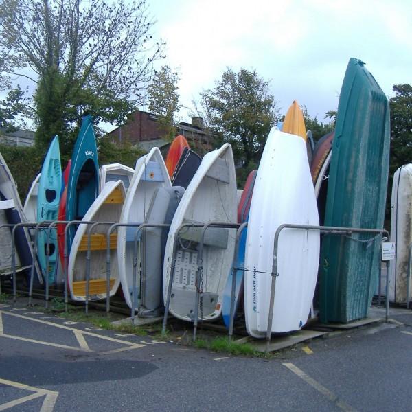 2453 Fowey boats